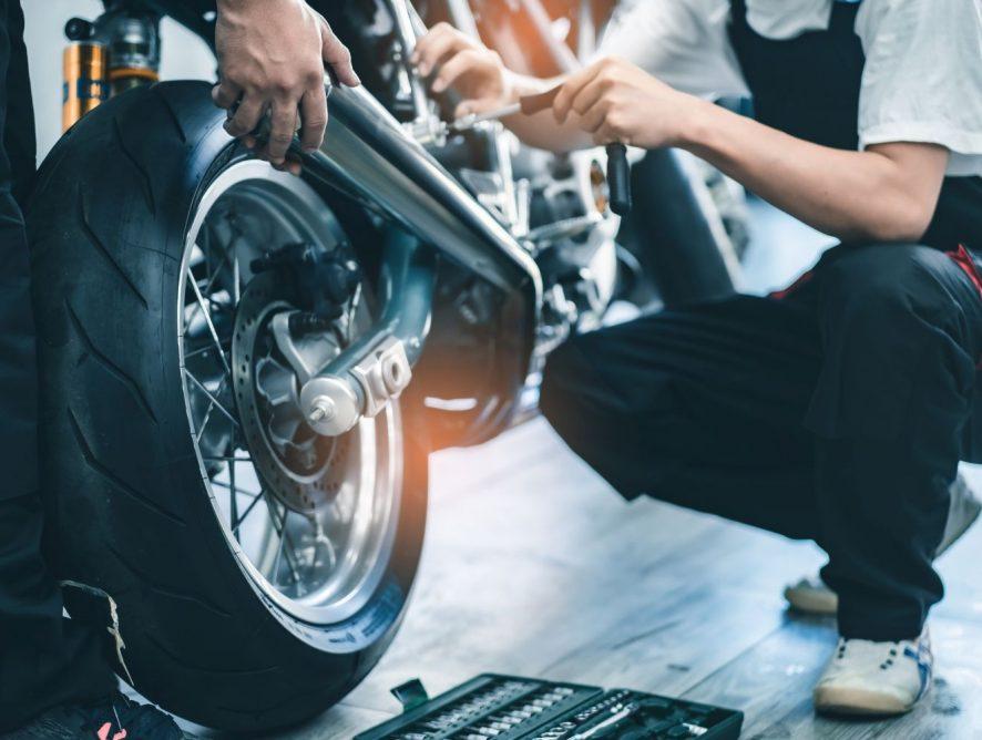 Jak przygotować motocykl przed sezonem?