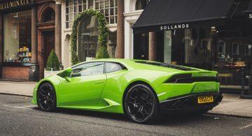Najszybsze samochody na świecie – TOP 5