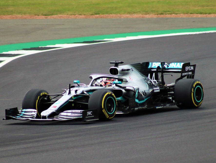 Hamilton znów został królem Grand Prix Wielkiej Brytanii!