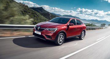 Renault Arkana trafi na rynek europejski już w 2021 roku