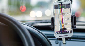 GPS w samochodzie - telefon czy dedykowane urządzenie?