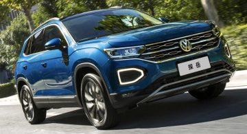 Volkswagen. Nowy model Tayron trafi na rynek europejski