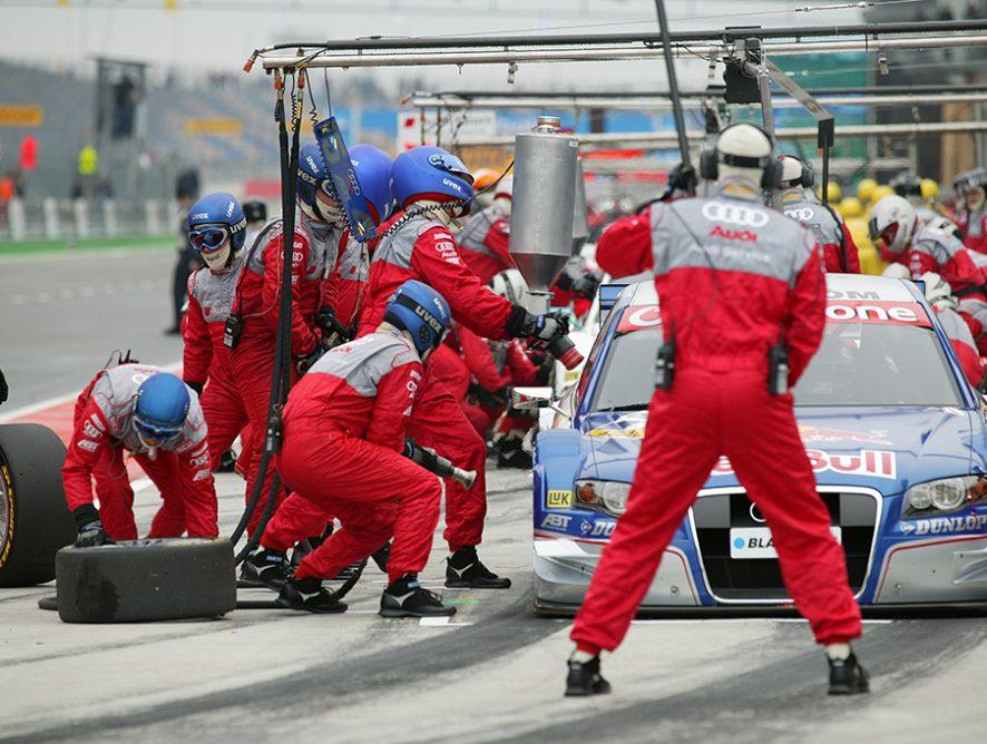 Kubica żałuje startów w niemieckiej serii DTM