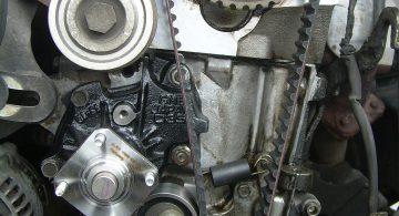 Czy usterka rozrządu zawsze kończy się remontem silnika?