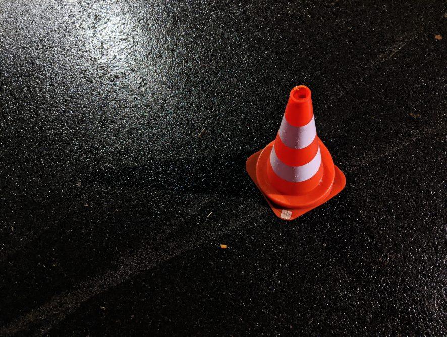 Kujawsko-Pomorskie. Wypadek na autostradzie A1.  Utrudnienia na drodze