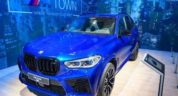 BMW X5 – SUV, który odmienił bawarskiego producenta