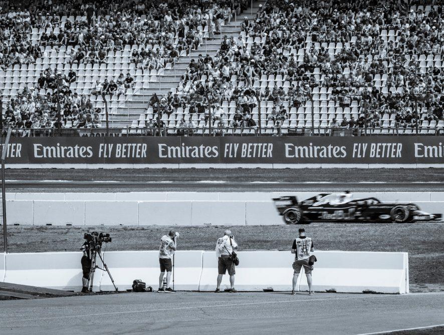 Zakażony Lewis Hamilton nie wystąpi w Grand Prix Sakhir