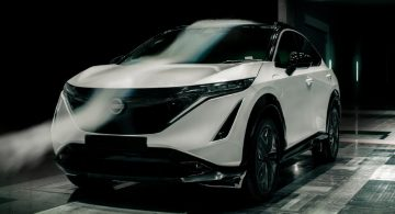 Nissan Ariya rewolucjonizuje aerodynamiczność crossoverów!