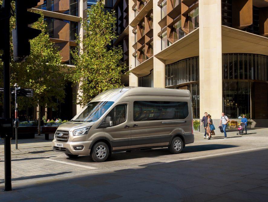 Ford E-Transit – czym jest to niezwykłe auto dostawcze?