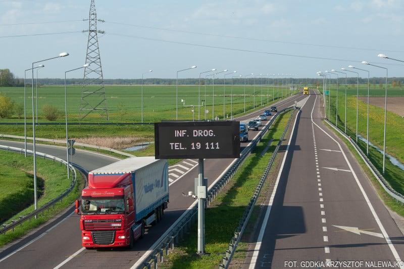 Autostrada A2: Utrudnienia drogowe. Sprawdź, które odcinki ominąć!