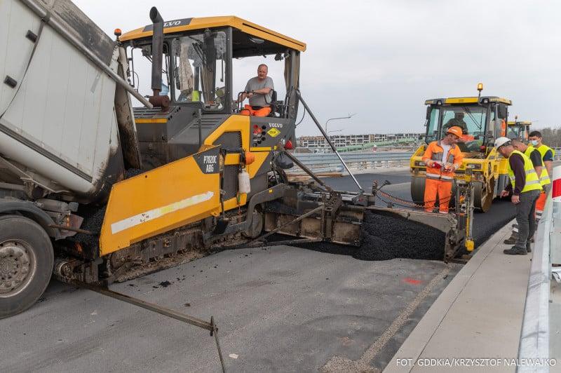 Utrudnienia na A1 - dalszy ciąg robót drogowych!