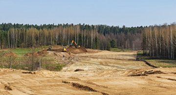 Ruszyły prace nad budową obwodnicy Smolajn