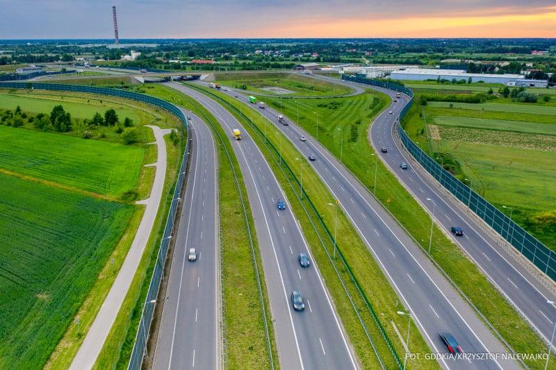 Autostrada A1: utrudnienia z powodu robót drogowych. Sprawdź, który odcinek omijać!