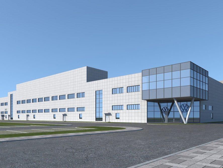 Volkswagen: powstaje nowa fabryka samochodów elektrycznych w Chinach