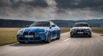 Debiut: M xDrive w BMW M3 oraz BMW M4