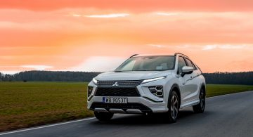 Mitsubishi: znamy cenę Eclipse Cross PHEV!