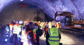 Budowa tunelu zakopianki opóźniona?