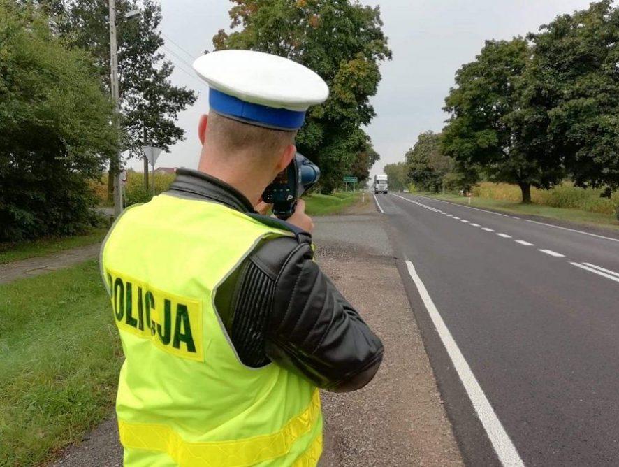 14 maja: policyjna akcja PRĘDKOŚĆ na terenie całej Polski!