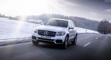 Mercedes GLC – jak będzie wyglądać generacja w 2021 roku?