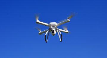 """Akcja """"OKO SPEED"""" - czyli policyjny dron w akcji!"""
