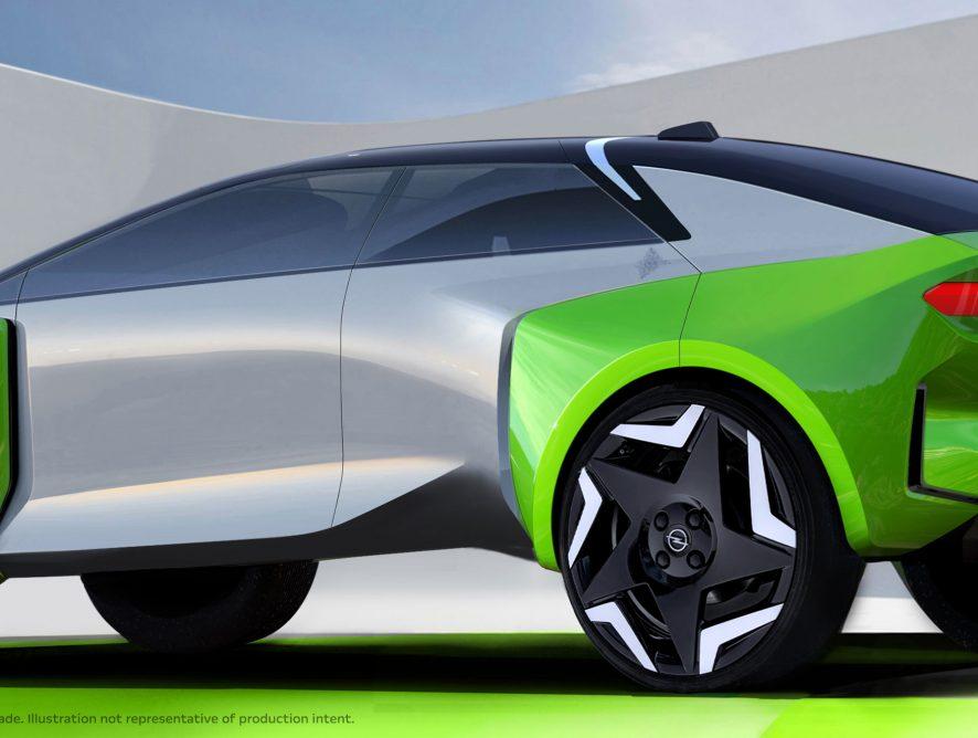 Opel: pełna elektryfikacja, debiut w Chinach i elektryczna Manta-e!