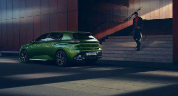 Nowe oblicze: Peugeot prezentuje model 308