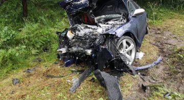 Kulisy wypadku pod Stalową Wolą. Wiceminister zapowiada surową karę dla sprawcy