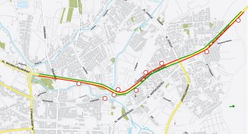 Częstochowa: od lipca duże zmiany w organizacji ruchu i komunikacji miejskiej