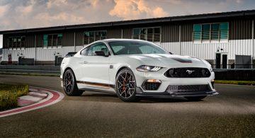 Ford Mustang Mach 1 - co to za auto i czym się charakteryzuje?